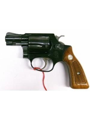 """Smith&Wesson rabljeni revolver, model: 37 Airweight, kal.38 Spec. z 2"""" cevjo"""