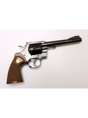 "Colt rabljeni revolver, model: Officers Match, kal.38 Spec. s 6"" cevjo"