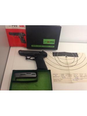 Heckler&Koch rabljena polavtomatska pištola, model: P9S, kal.9mm Luger