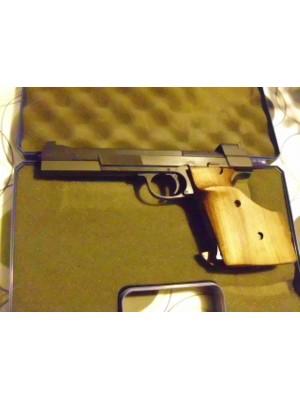 """Hammerli rabljena tekmovalna malokalibrska pištola, model: 215, kal.22LR s 6"""" cevjo (REZERVIRANO M.R.)"""