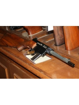 Landmann rabljena polavtomatska malokalibrska puška, model: JGL 65, kal.22LR