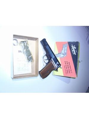 Luger rabljena polavtomatska pištola, model: 90, kal.9mm para