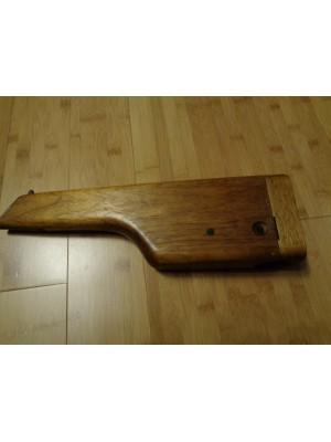 Mauser C96 - original leseno kopito + leseni etui