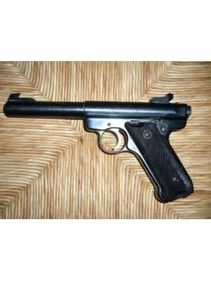 "Ruger rabljena malokalibrska pištola, model: Mark II Target, kal.22LR s 6"" cevjo"