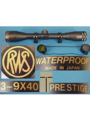 PRIHAJA!!! Rws Prestige rabljeni variabilni strelni daljnogled 3-9x40