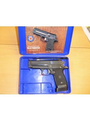 """Star rabljena polavtomatska pištola, model: M43 Firestar, kal.9x19 (KOMPAKT PIŠTOLA) S 3"""" cevjo"""