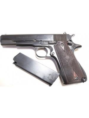 """Star rabljena polavtomatska pištola, model: B, kal.9mm para s 5"""" cevjo"""