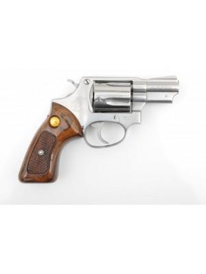 """Taurus rabljeni stainless revolver, kal.38 Spec. s 2"""" cevjo"""