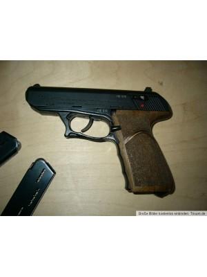 Heckler & Koch rabljena polavtomatska pištola, model: P9S, kal.9mm Luger (REZERVIRANO D.R.)