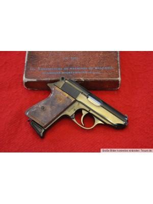 Walther - Manurhin rabljena polavtomatska pištola, model: PPK, kal.7,65mm