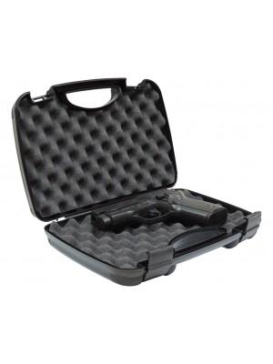 Plastični kovček - etui za shranjevanje in nošenje kratkocevnega orožja (velik)