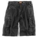 Lovske bermuda C.T.B. zelene bombažne hlače