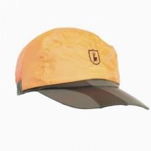 Deerhunter zimska obrnljiva kapa šilterica rjavo zelena-oranžna z vodoodbojno membrano