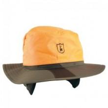 Deerhunter lovski obrnljiv klobuk zelen-oranžen z vodoodporno membrano