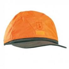 Deerhunter zimska obrnljiva kapa šilterica zelena-oranžna z vodoodbojno membrano