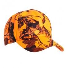Deerhunter zimska kapa šilterica realtree - oranžna z vodoodporno membrano