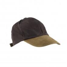 Deerhunter lovsko športna kapa Monteria (bombaž in najlon v kombinaciji s pravim govejim usnjem) (6109)