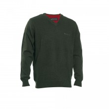 Deerhunter volneni pulover Hastings (prava volna od jagenjčka)