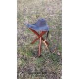Leseno usnjeni lovski tronožec 50cm (ni na zalogi)
