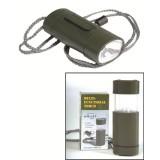 Multifunkcijska svetilka (lanterna) Miltec zelena