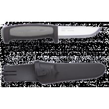 Morakniv fiksni nož, model: Robust - delavski robustni nož z 3,2mm debelim karbonskim jeklom