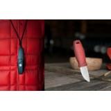 Morakniv fiksni outdoor nož, model: Eldris + multifunkcijski etui s kresilom in verižico za okoli vratu