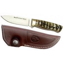 Muela fixed full tang knife, model: Kodiak 10CA