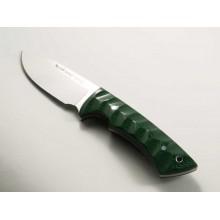 Muela fixed knife, model: Rhino 10G Green