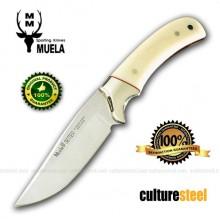 Muela lovski nož beli seter