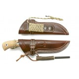 Muela fiksni nož, model: Aborigen 12C s kresilom (ni na zalogi)