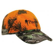 Pinewood lovska maskirna kapa Camouflage obrnljiva s pokrivalom za ušesa