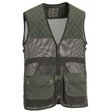 Pinewood Canvas shooting vest