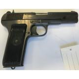 Zastava rabljena polavtomatska pištola, model: M57, kal. 7,62 mm (TT pištola)