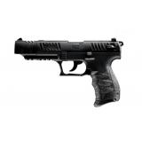 """WALTHER nova polavtomatska pištola, model: P22Q Target, kal. .22 LR (5"""" cev) (čas dobave: cca 2-4 tedne)"""