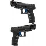 """WALTHER nova polavtomatska tekmovalna pištola, model: Q5 MATCH, kal. 9x19 (5"""" cev) (čas dobave: cca 14 dni)"""