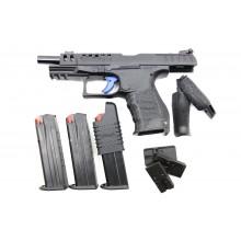 "WALTHER nova polavtomatska tekmovalna pištola, model: Q5 MATCH CHAMPION, kal. 9x19 (5"" cev) (čas dobave: cca 14 dni)"