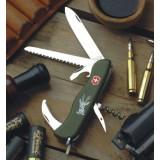 Victorinox lovski večnamenski nož Hunter - Zeleni Lovec