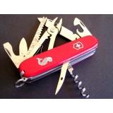 Victorinox žepni ribiški nož Angler 91mm rdeč