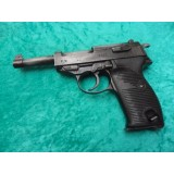 Rabljena dekorativna pištola Walther, model: P38, kal.9x19