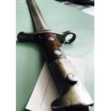 Original švicarski bajonet M/1918