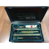 Komplet za čiščenje kratkocevnega orožja kal. 9mm, .38 Spec., .357 Mag.,...