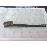 Bakrena krtača za čiščenje orožja 17cm